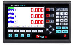 Устройство цифровой индикации Yihao 4 оси 5 вольт LCD дисплей YH800-4V