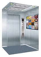 Реклама в лифтах, Оболонский р-н