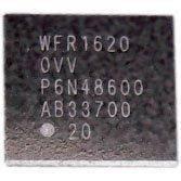 Apple Мікросхема iPhone 6 / 6 Plus WFR1620 приймально-передавач - 66 pin (оригінал)