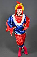 Дитячий костюм Півень Півник для хлопчиків 4,5,6,7 років Карнавальний костюм для дітей