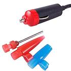 ОПТ Автомобильный компрессор колесо Air Compressor 260pi (red), фото 2