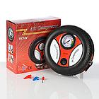 ОПТ Автомобильный компрессор колесо Air Compressor 260pi (red), фото 4