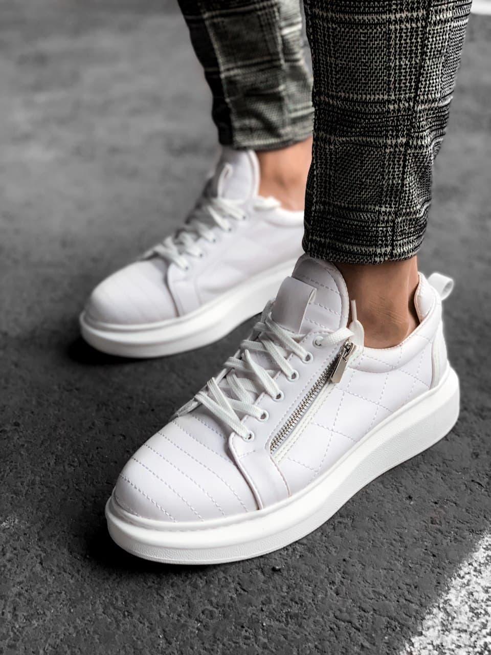 Чоловічі кросівки pau11 white