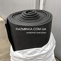 Вспененный каучук 6мм, рулон 1х30м (листовой каучук)