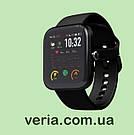 Умные часы Vyvo Watch, замер сердечного ритма, пульсометр, давление. США., фото 2