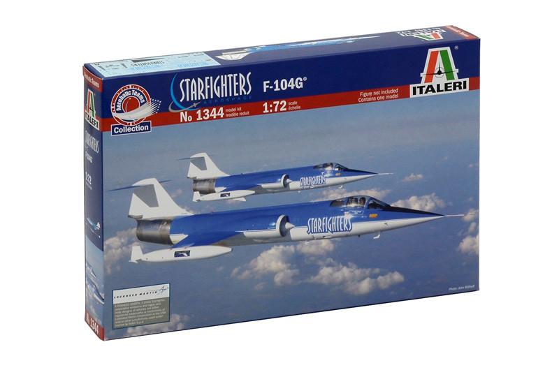 Italeri 1/72 F-104G
