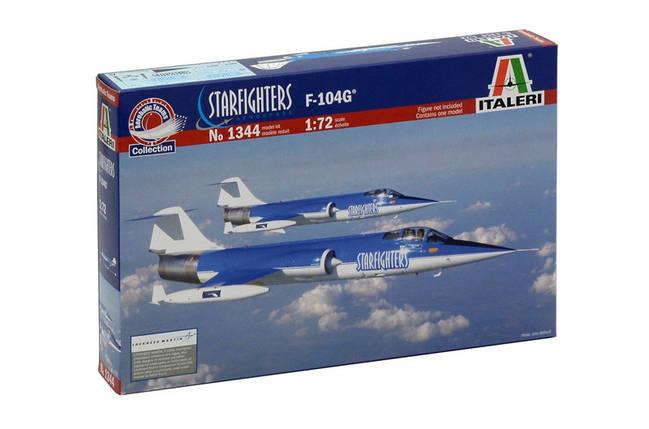 Italeri 1/72 F-104G, фото 2