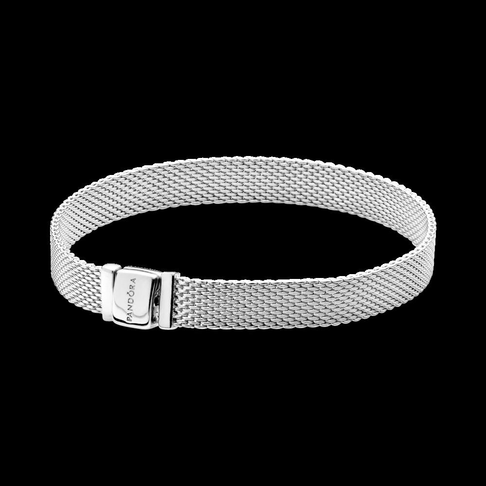 Жіночий Срібний браслет стиль Pandora Reflexions, Коробочка Безкоштовно