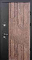 Вхідні металеві зламостійкі звукоізоляційні двері Страж