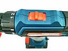Шуруповерт аккумуляторный Беларусмаш БША-21 (18в) 2 аккумулятора, фото 4
