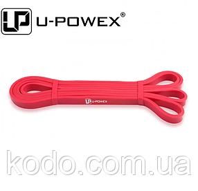 Резиновая петля для подтягиваний и фитнеса, Красная (от 7 до 16 кг) резиновые ленты петли для спорта U-Powex