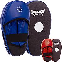 Лапа пряма подовжена Boxer 2008-01: 2 лапи в комплекті (38х18х4,5см)