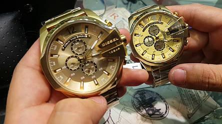 Как отличить оригинальные часы Diesel от подделки?