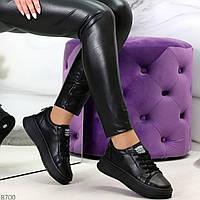 Черные Женские кроссовки кеды черные женские демисезонные, купить кросовки