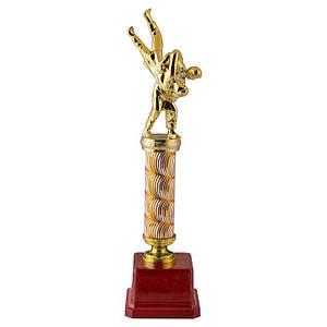 Статуетка нагородна дзюдо, самбо. H=30см. мод.815A/N11