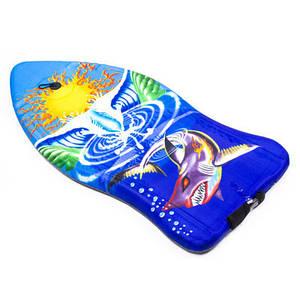 """Дошка для плавання EVA 37"""" Bodyboard (94*47*5см). Кольору з принтами в асортименті"""