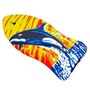 """Доска для плавания Bodyboard, EVA 41"""" (107*47*5см). Цвета с принтами в ассортименте"""