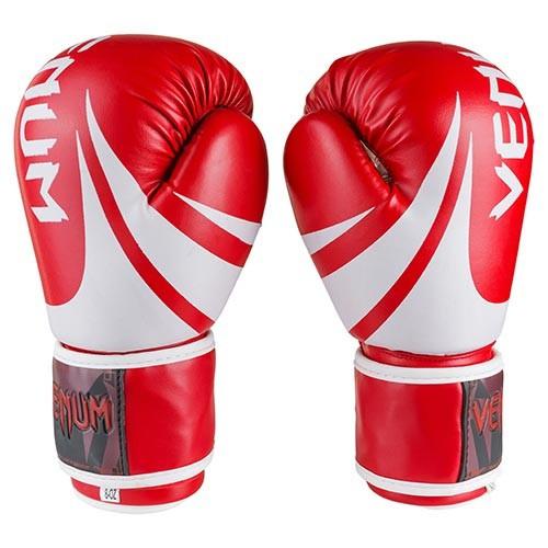 Боксерські рукавички Venum, DX, 8,10,12 oz червоний