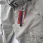 Джинси чоловічі ITENO (Tophero) оригінал р. 33 прямі світлі сірий весна/осінь (є інші кольори), фото 4