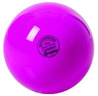 Мяч гимнастический 300гр, Togu, лакированный, анемон(роз-малиновый)
