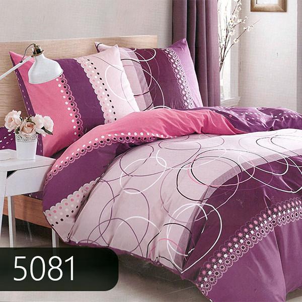 Комплект постельного белья семейный Elway 5081 Tendril