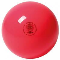 Мяч гимнастический 400гр, Togu, лакированный, анемон(роз-малиновый)