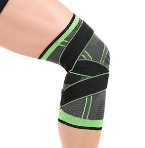 Бандаж на колено, эластичный бандаж на колено KNEE SUPPORT
