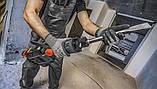 Професійний електричний відбійний молоток (бетонолом) Dnipro-M SH-210AV 65 Дж потужний відбійник, фото 9