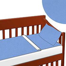 Гр Комплект переменный 3 предмета /на резинке/ - цвет голубой ТМ Алекс