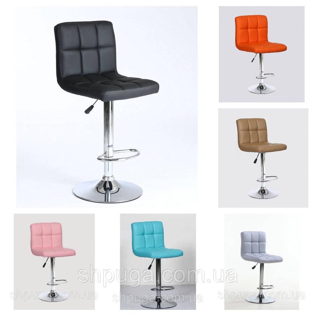 Кресло -стул  визажный , барный код 8052  кожзам цвет на выбор.