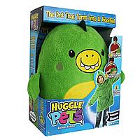 Дитяча толстовка-трансформер Huggle Pets динозаврик