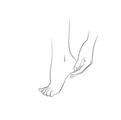Засоби по догляду ногами на