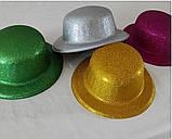 Блискуча карнавальний капелюх для фотосесії на день народження 1927, фото 3