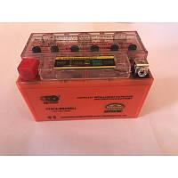 Акумулятор OUTDO 12V/7A GEL з індикатором
