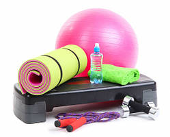 Фитнес и тренажёры