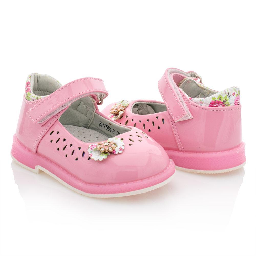 Туфлі для дівчаток Bessky 21 рожеві 981404