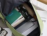 Рюкзак женский городской молодежный Комплект 106G, фото 5