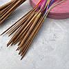 Набор бамбуковых спиц 80 см 18 шт - Фото