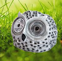 """Садовый светильник на солнечной батарее """"Сова"""" Lemanso CAB128"""