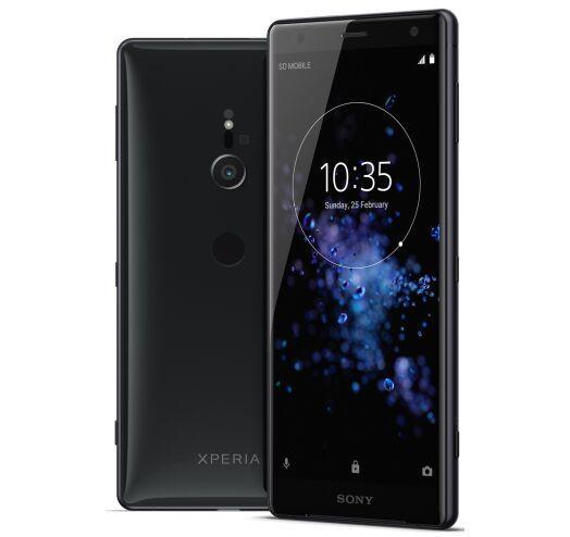 Покупаем противоударный безрамочный смартфон Sony