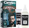 Мужская краска для бороды и усов - Delia Cameleo Men Hair Color Cream (Оригинал)