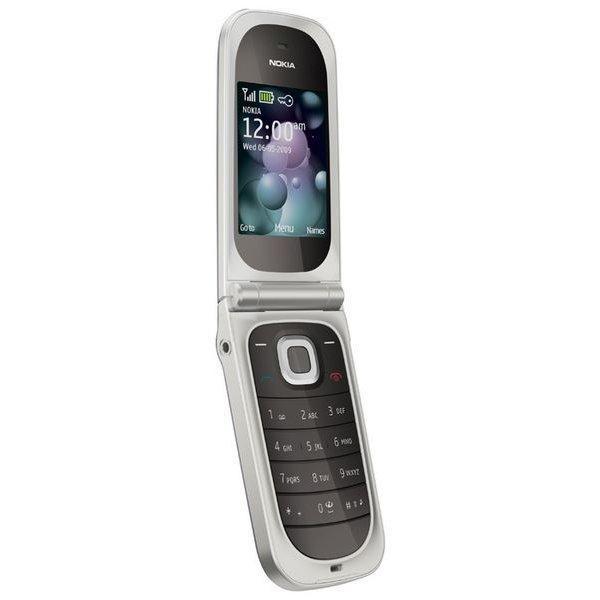 Мобильный телефон Nokia 7020 Black 860 мАч ОРИГИНАЛ