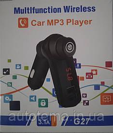 FM модулятор Car MP3 PLAYER