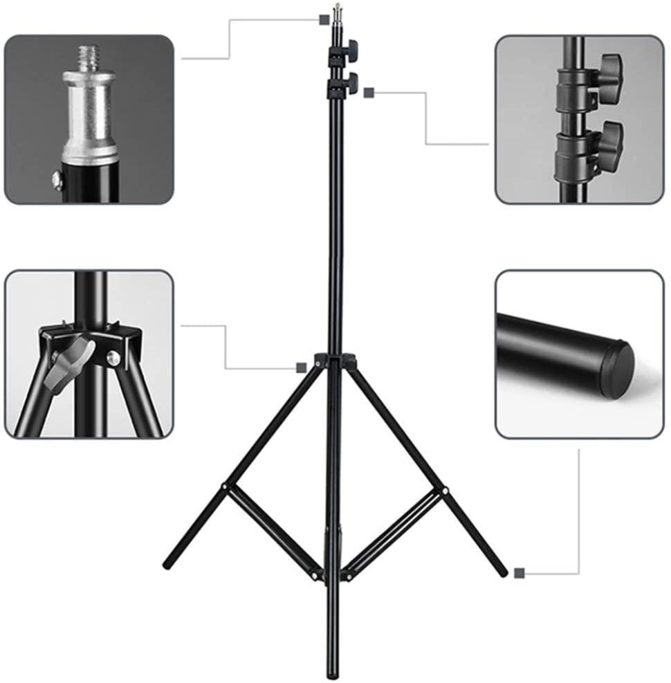Универсальная стойка для фотооборудования (70-210 см. для софтбокса, кольцевой лампы)