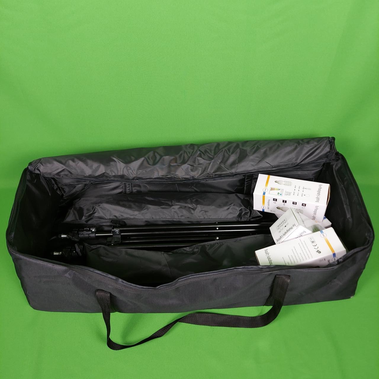 Большая сумка для студийного оборудования стоек и софтбоксов и фото видео инвентаря