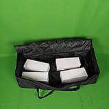 Большая сумка для студийного оборудования стоек и софтбоксов и фото видео инвентаря, фото 5