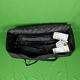 Большая сумка для студийного оборудования стоек и софтбоксов и фото видео инвентаря, фото 6