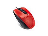 Мышь Genius DX-150X Black Red (31010231101), фото 1