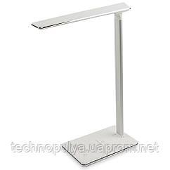 Беспроводное зарядное устройство + LED лампа Ytech (2 в 1) White