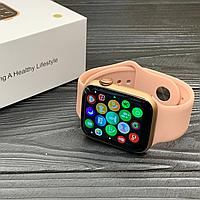 Смарт часы W26 + AirPlus Smart Watch, диагональ 1.75, алюминиевый корпус, закаленное стекло 2.5D